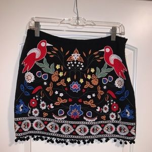Fall/summer skirt